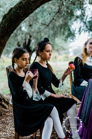 Gothic Tea Party | Lenkaland Photography