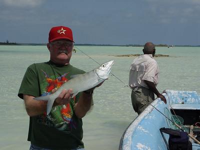 Finally landed a Bonefish!