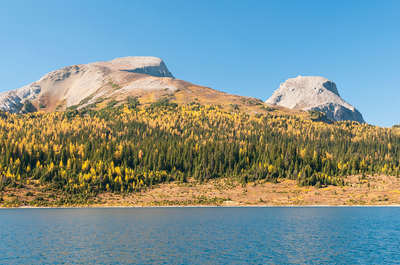 The Nub and Jonesy's Peak