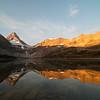 Magog Sunrise Panorama
