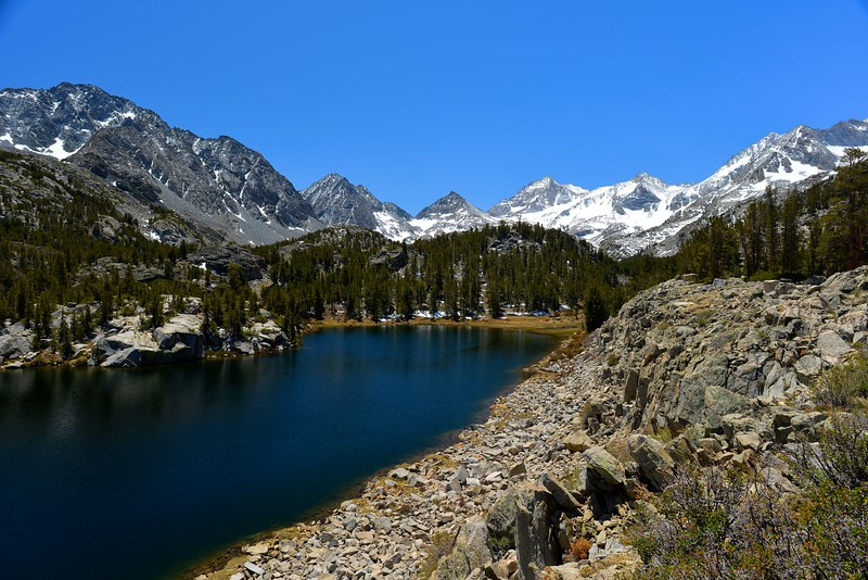 Chickenfoot Lake Hike 087