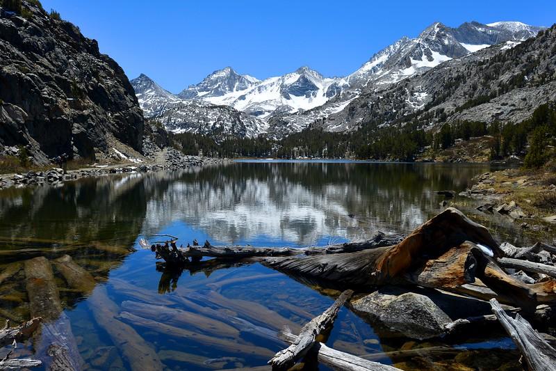 Chickenfoot Lake Hike 092