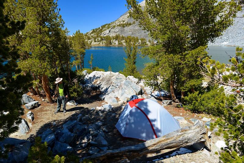 Chickenfoot Lake Hike 095