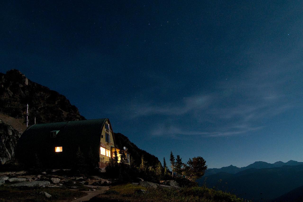 The Kain Hut