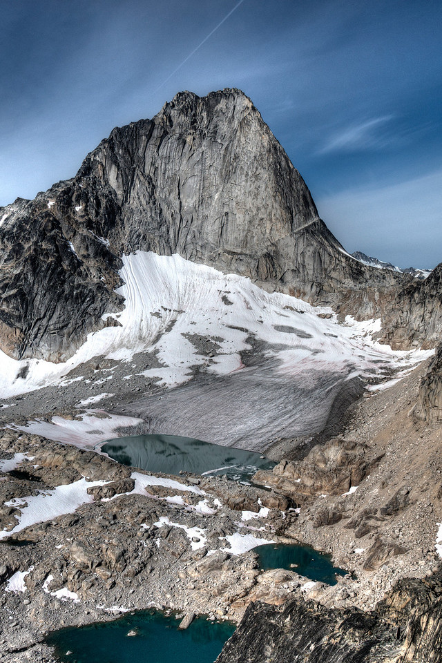 Bugaboo Spire from Eastpost