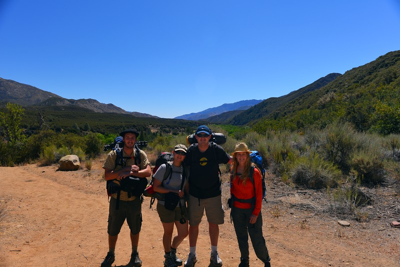 Sespe Creek Hike 001