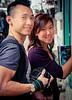 Junkii & Cindy (Photographer: Ron)