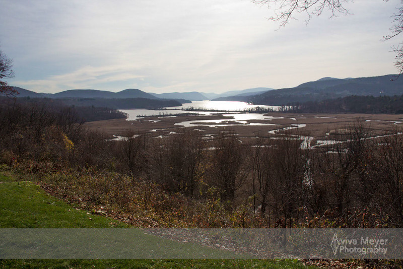 Boscobel, overlooking Hudson River