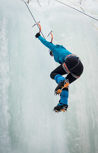 Ice Climbing Kinsman Notch-15