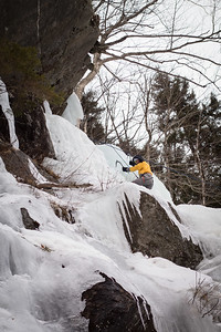 Ice Climbing Kinsman Notch-25