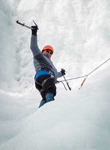 Ice Climbing Kinsman Notch-10