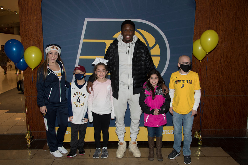 Shop With The Pacers