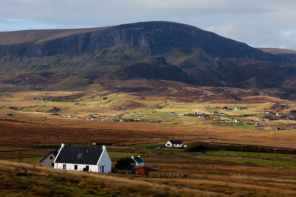 Staffin and the Quiraing