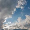 Clouds over Hamlin Peak