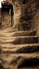 Worn out steps, Lalibela, Ethiopia. (Photographer: Ron)