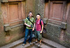 Ron & Junkii in Lalibela, Ethiopia