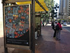 Sanaz Mazinani posters along Market Street, San Francisco