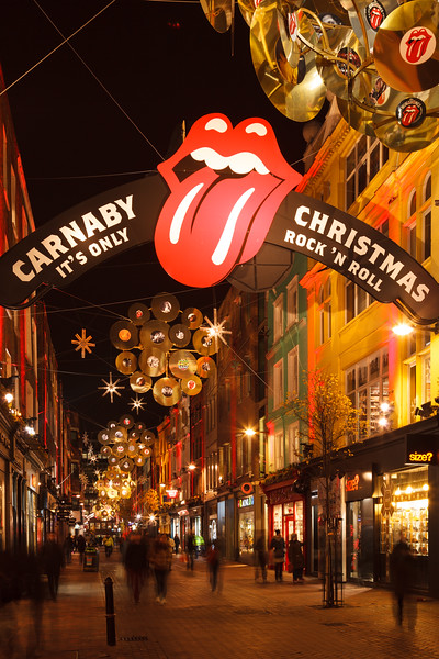 Christmas on Carnaby Street
