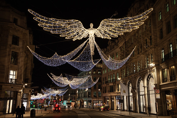 Angels of Regent Street