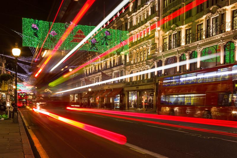 Regent Street Christmas