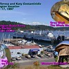 On August 17 Teresa and Katy took the ferry to San Juan Island during our<br /> 1997 road trip from Oakland to Oregon and Washington.