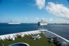 Approaching Grand Cayman