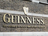 Visiting Guinness in Dublin, Ireland