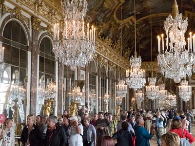 Versailles, 2017