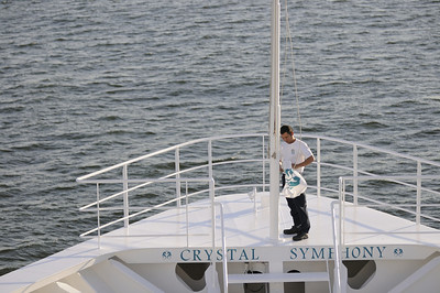 "Crystal Symphony cruise, Voyage 3226, ""Fall Splendors"""
