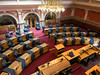 Colorado State Capitol Senate chambers