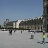 Walking to the Champs-Elysées