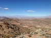 View towards Las Vegas from the trail to the first of four flights.