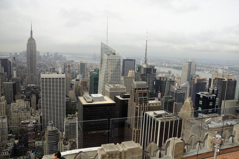 Friday in New York City