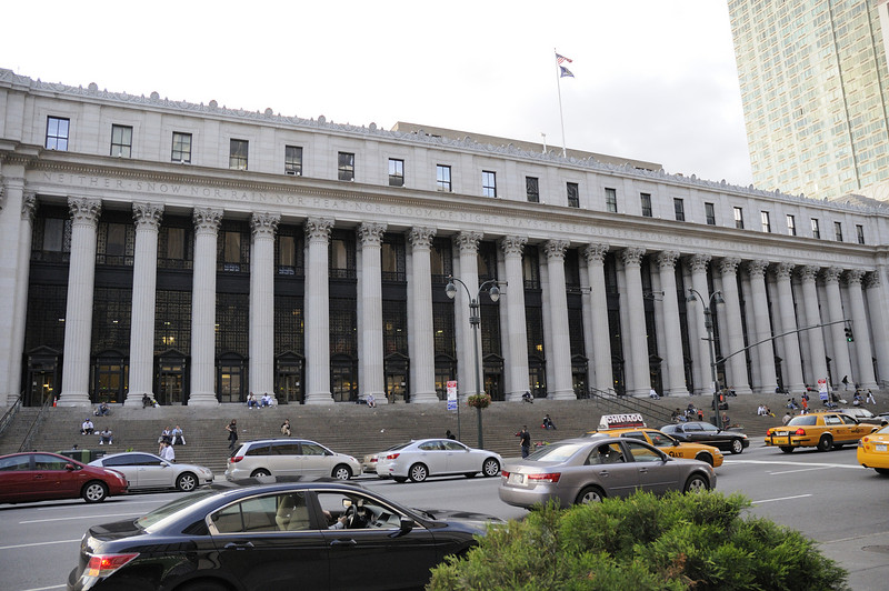 US Post Office, NYC