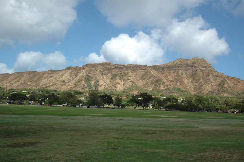 Yet another view of Diamond Head