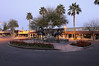 Scottsdale's 5th Street Shops in the early morning