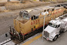 Union Pacific's 6533 a GE AC44CW Locomotive
