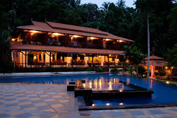 D'Coconut Lagoon Island Resort