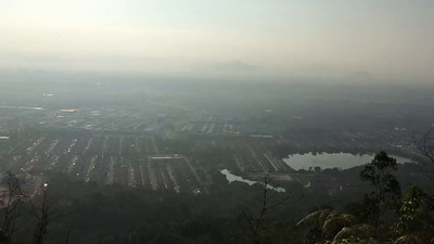 Video: View from Menglembu Hill