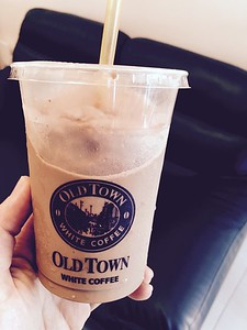 Old Town White Coffee Freezie