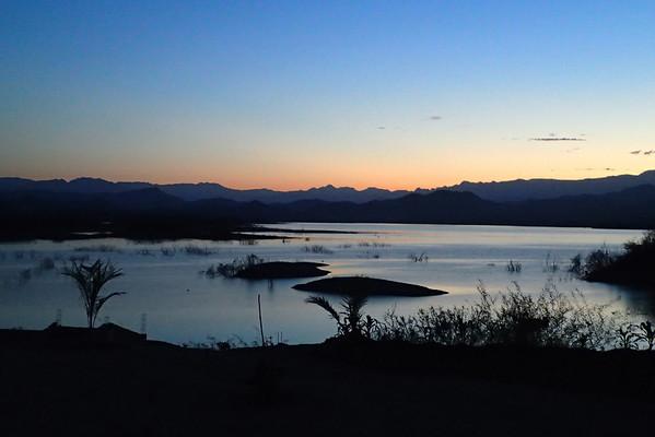 Dawn at Picachos