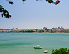 Waterfront skyline of Mombasa, Kenya