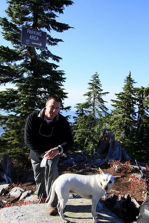 Mt Pilchuck Summit Steve Gartner Darren Oct 2010 110