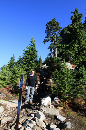 Mt Pilchuck Summit Steve Gartner Darren Oct 2010 113