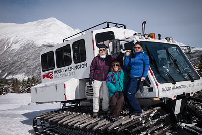 Mt Washington by Snow Cat in Winter-05