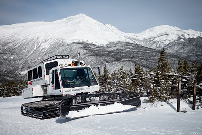 Mt Washington by Snow Cat in Winter-07