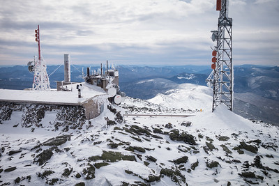 Mt Washington by Snow Cat in Winter-19