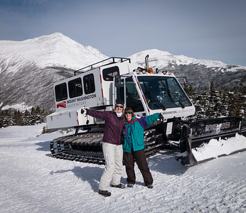 Mt Washington by Snow Cat in Winter-06