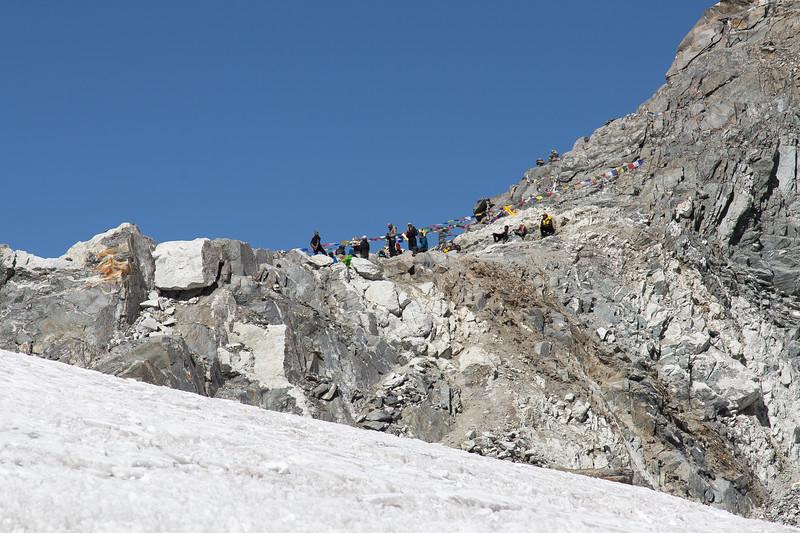 Cho La Pass (17,486 feet)