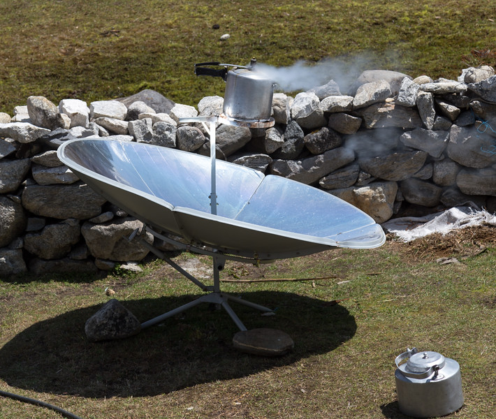 Solar Pressure Cooker